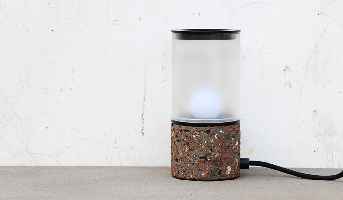 RECYCLE-RI(Table lamp)